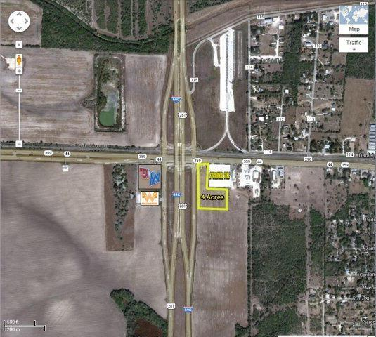 0 N Us Highway 281, Alice, TX 78332 (MLS #310263) :: Realty Executives Rio Grande Valley