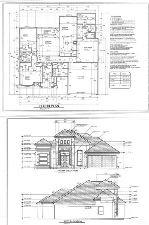 2821 Silver Oak Drive, Mission, TX 78572 (MLS #310450) :: The Ryan & Brian Real Estate Team