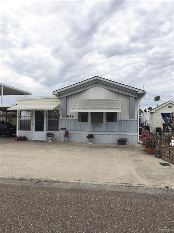 618 Oak Street, Mission, TX 78572 (MLS #310568) :: eReal Estate Depot