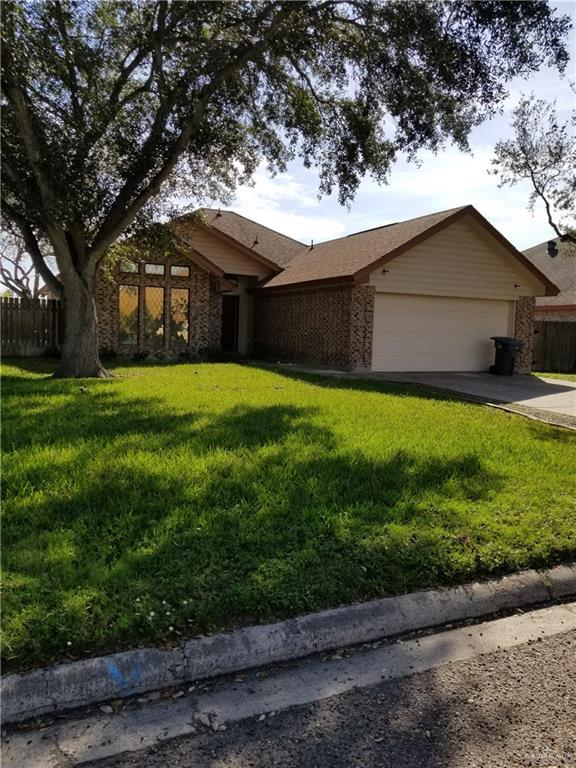 2306 Park Place Drive, Edinburg, TX 78539 (MLS #310687) :: eReal Estate Depot