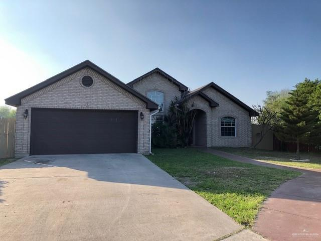 3605 Whiskey Drive, Pharr, TX 78577 (MLS #310712) :: HSRGV Group
