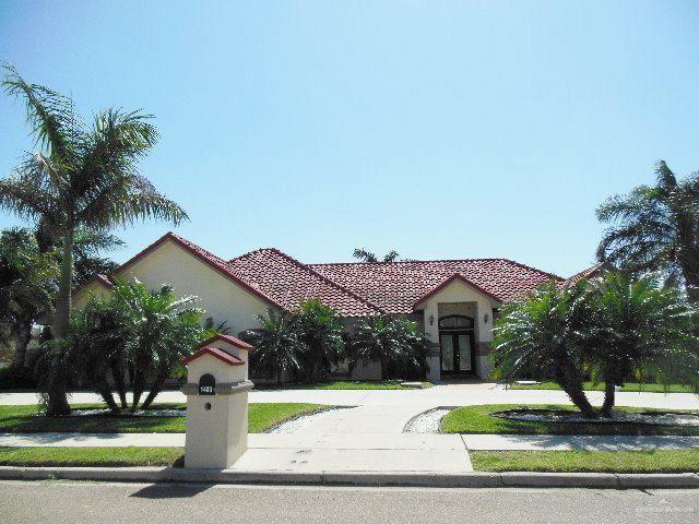 1409 Calle Espana, Pharr, TX 78577 (MLS #310773) :: The Ryan & Brian Real Estate Team