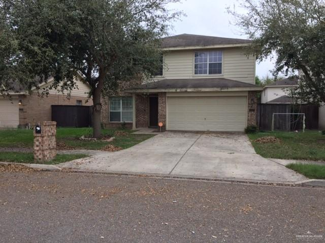 3303 San Fabian Street, Mission, TX 78572 (MLS #310786) :: The Maggie Harris Team