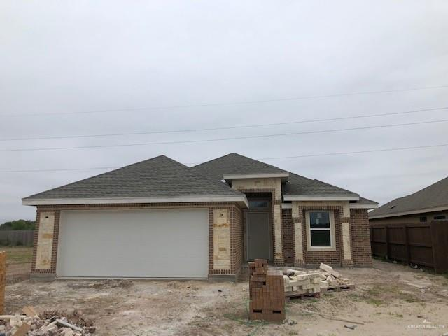 1205 Palazzo Drive, Alamo, TX 78516 (MLS #310809) :: The Ryan & Brian Real Estate Team