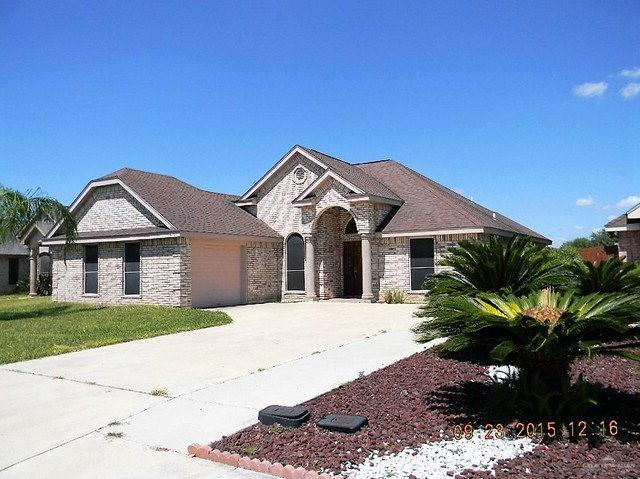 1506 Ramirez Street, Mission, TX 78573 (MLS #310817) :: The Ryan & Brian Real Estate Team