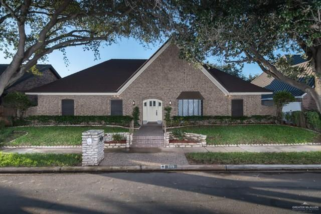 309 W Cardinal Avenue, Mcallen, TX 78504 (MLS #310859) :: The Lucas Sanchez Real Estate Team