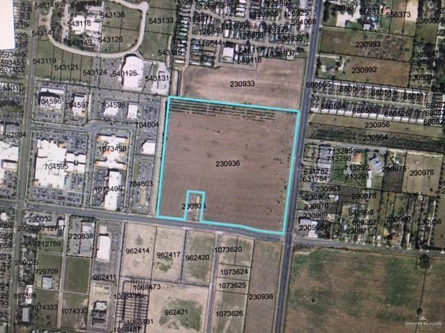 0000 Dove Avenue, Edinburg, TX 78539 (MLS #311074) :: Rebecca Vallejo Real Estate Group