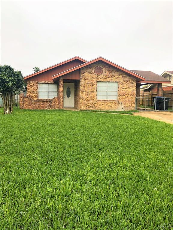 516 N 35th Street, Mcallen, TX 78501 (MLS #311138) :: eReal Estate Depot