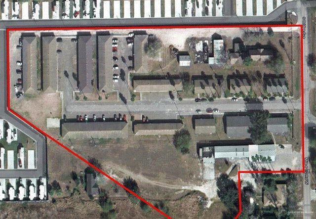 2610 S Bridge Avenue, Weslaco, TX 78596 (MLS #311212) :: The Ryan & Brian Real Estate Team
