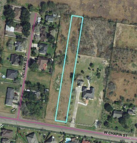 TBD W Chapin Street, Edinburg, TX 78541 (MLS #311284) :: The Ryan & Brian Real Estate Team