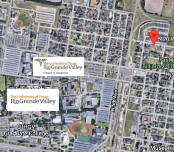 00 W Chavez Street W, Edinburg, TX 78541 (MLS #311599) :: The Lucas Sanchez Real Estate Team