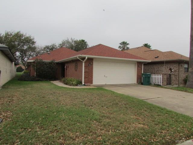 2806 Ashley Drive, Pharr, TX 78577 (MLS #311689) :: The Ryan & Brian Real Estate Team