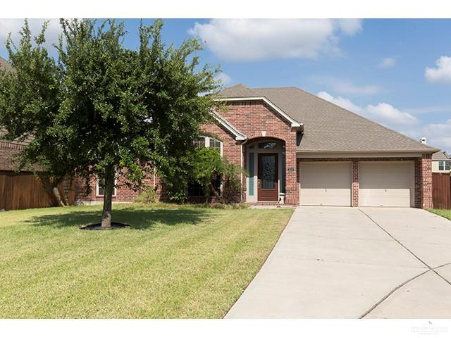 3606 Santa Erica Street, Mission, TX 78572 (MLS #311764) :: The Lucas Sanchez Real Estate Team