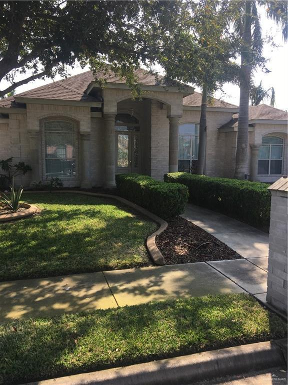 3209 Violet Avenue, Mcallen, TX 78504 (MLS #311793) :: HSRGV Group