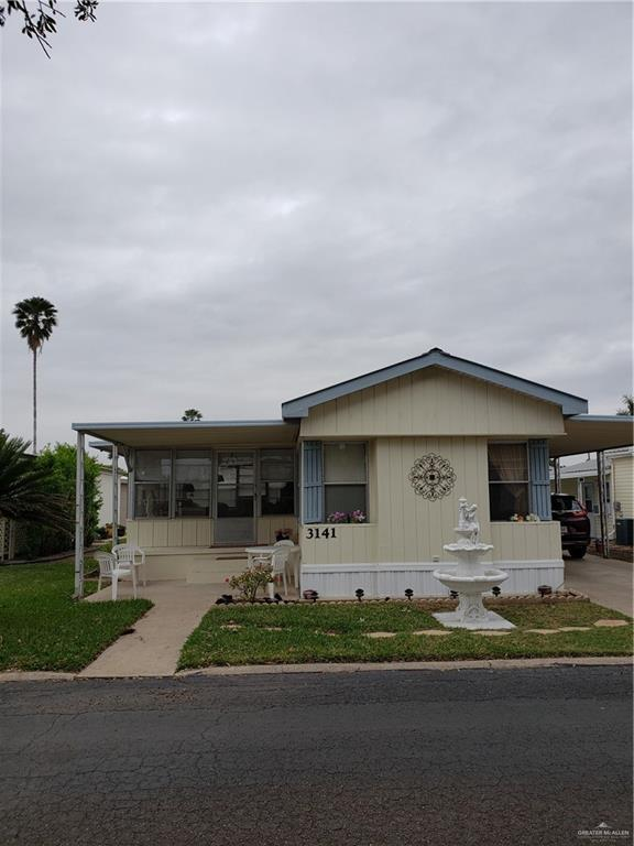 3141 San Jacinto Drive, Weslaco, TX 78596 (MLS #313042) :: The Ryan & Brian Real Estate Team