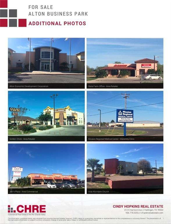 509 Alton Boulevard, Alton, TX 78573 (MLS #313766) :: HSRGV Group