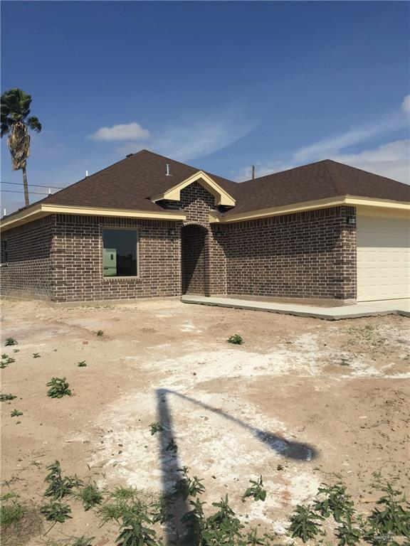 307 Christina Drive, La Joya, TX 78560 (MLS #313777) :: The Ryan & Brian Real Estate Team