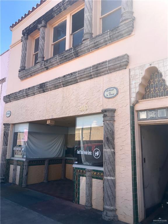 419 S Texas Boulevard, Weslaco, TX 78596 (MLS #313807) :: The Ryan & Brian Real Estate Team