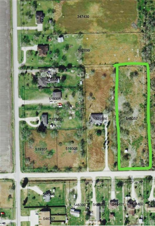 00 E Mile 14 1/2 N, Weslaco, TX 78599 (MLS #314154) :: The Ryan & Brian Real Estate Team