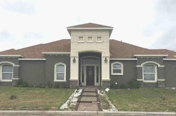 4806 Melody Lane, Edinburg, TX 78542 (MLS #314155) :: The Ryan & Brian Real Estate Team