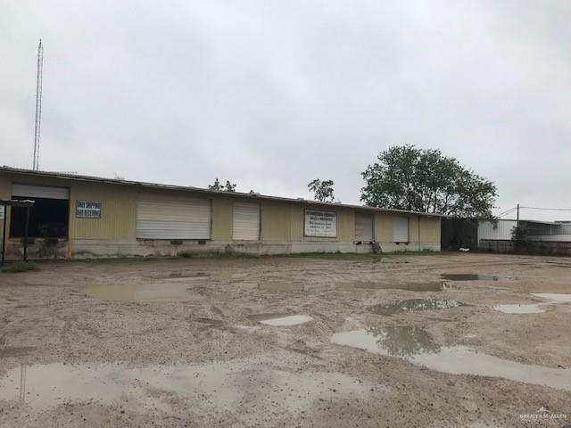 914 Produce Road, Hidalgo, TX 78557 (MLS #314561) :: The Ryan & Brian Real Estate Team