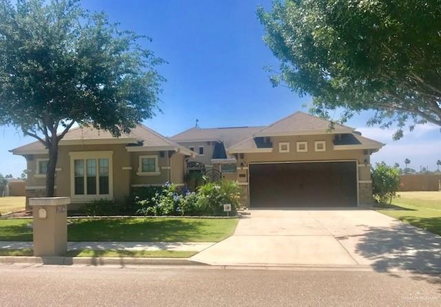4003 Green Jay Drive, Mission, TX 78572 (MLS #314600) :: The Ryan & Brian Real Estate Team