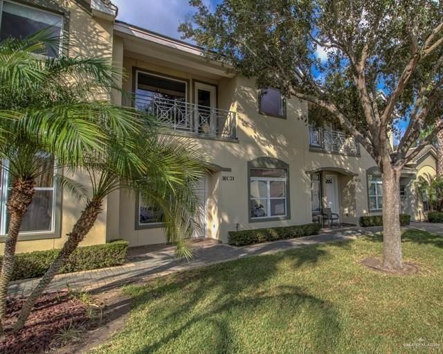 800 Sunset Drive C21, Mcallen, TX 78503 (MLS #314649) :: The Lucas Sanchez Real Estate Team
