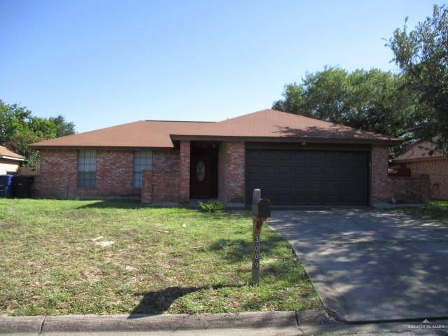 3009 Goldcrest Avenue, Mcallen, TX 78504 (MLS #314654) :: The Ryan & Brian Real Estate Team