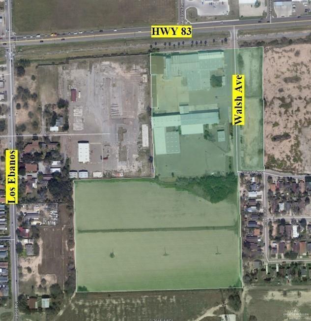 715 Walsh Avenue, Mission, TX 78572 (MLS #314789) :: The Ryan & Brian Real Estate Team