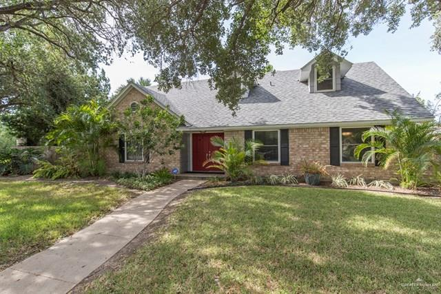 1501 Xanthisma Avenue, Mcallen, TX 78504 (MLS #314830) :: HSRGV Group
