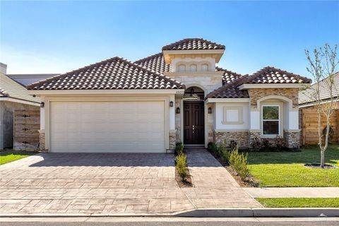 4809 Sonora Avenue, Mcallen, TX 78503 (MLS #314908) :: The Ryan & Brian Real Estate Team