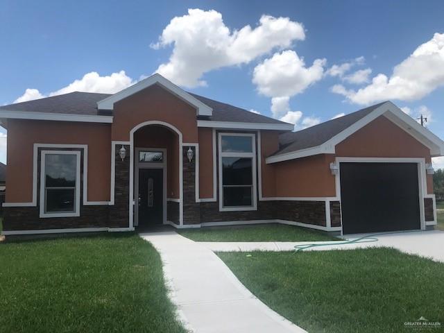 909 Sendero Street, San Juan, TX 78589 (MLS #315554) :: The Ryan & Brian Real Estate Team