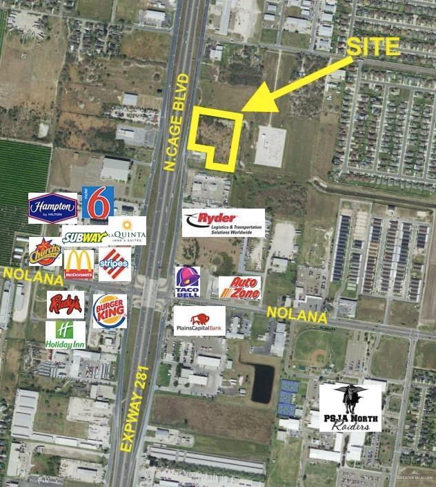 5000 Cage Boulevard, Pharr, TX 78577 (MLS #316775) :: Realty Executives Rio Grande Valley