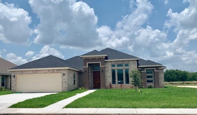 925 S Richland Drive, Alamo, TX 78516 (MLS #317149) :: The Ryan & Brian Real Estate Team