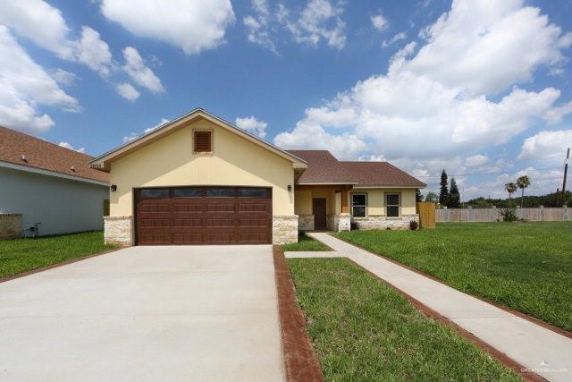 2803 Thompson Street, Mission, TX 78573 (MLS #317164) :: The Ryan & Brian Real Estate Team