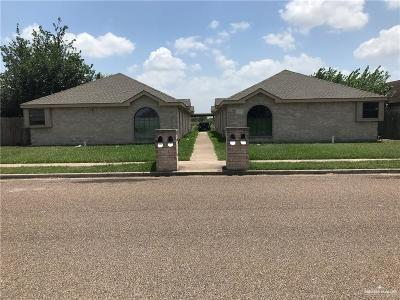 1718 W Portales Drive, Edinburg, TX 78541 (MLS #317244) :: Realty Executives Rio Grande Valley