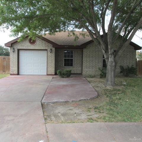 2810 Kumquat Street, Hidalgo, TX 78557 (MLS #317246) :: Realty Executives Rio Grande Valley