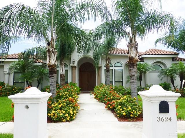 3624 S G Street, Mcallen, TX 78503 (MLS #317270) :: The Ryan & Brian Real Estate Team