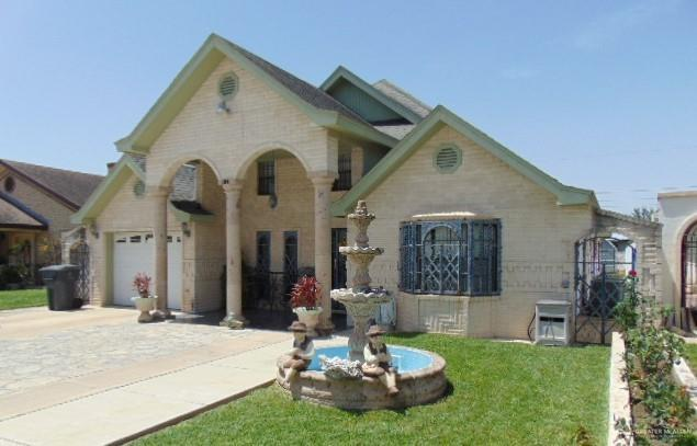 126 San Agustin Street, Rio Grande City, TX 78582 (MLS #317285) :: HSRGV Group