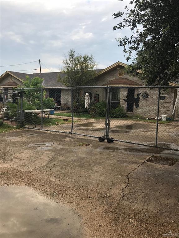 1040 W Stensbo Avenue, Alamo, TX 78516 (MLS #317401) :: The Ryan & Brian Real Estate Team
