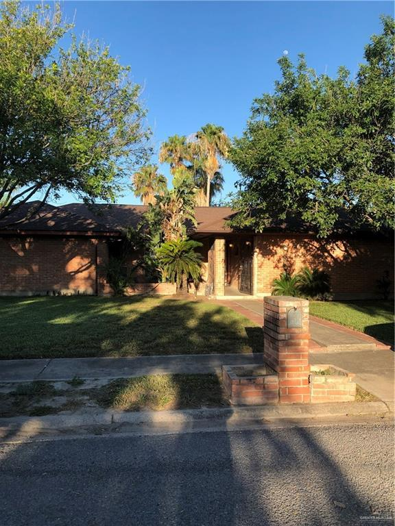 6204 N 17th Street, Mcallen, TX 78504 (MLS #317415) :: The Ryan & Brian Real Estate Team