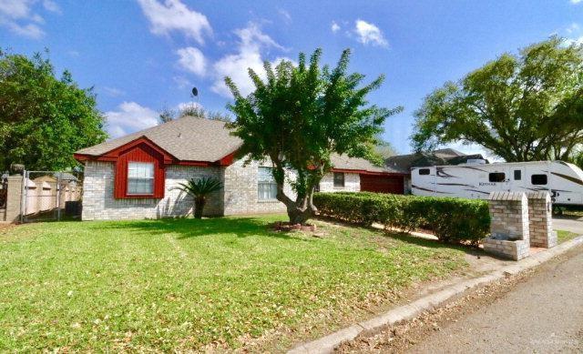 607 Magnolia Street, Palmview, TX 78572 (MLS #317673) :: HSRGV Group