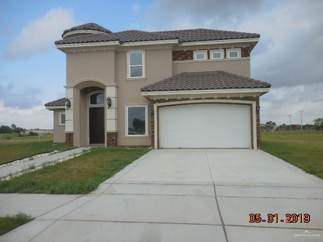 1609 Lago Huron, Edinburg, TX 78542 (MLS #317726) :: The Ryan & Brian Real Estate Team