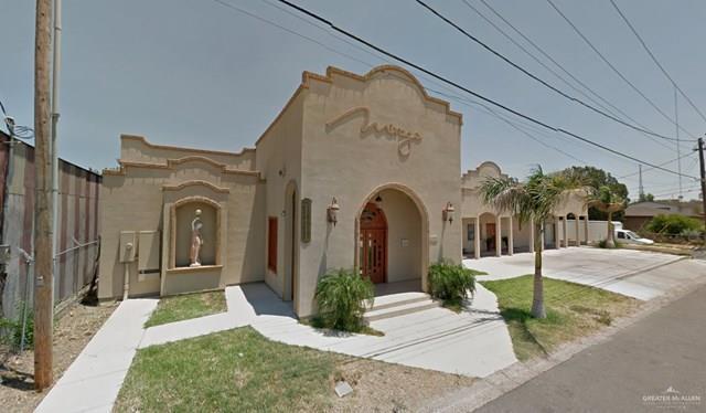 109 E Harrison Avenue, Roma, TX 78584 (MLS #317821) :: The Lucas Sanchez Real Estate Team