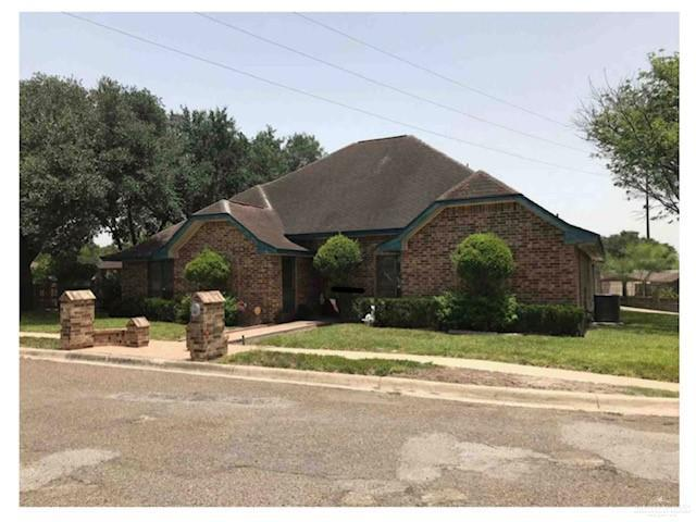 105 Sparrow Lane, Rio Grande City, TX 78582 (MLS #318024) :: Realty Executives Rio Grande Valley