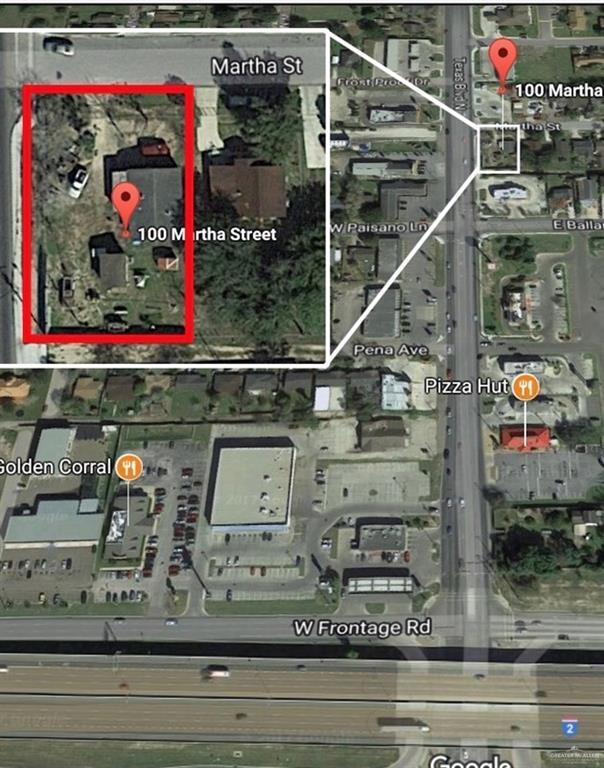 100 Martha Street, Weslaco, TX 78599 (MLS #318032) :: The Maggie Harris Team