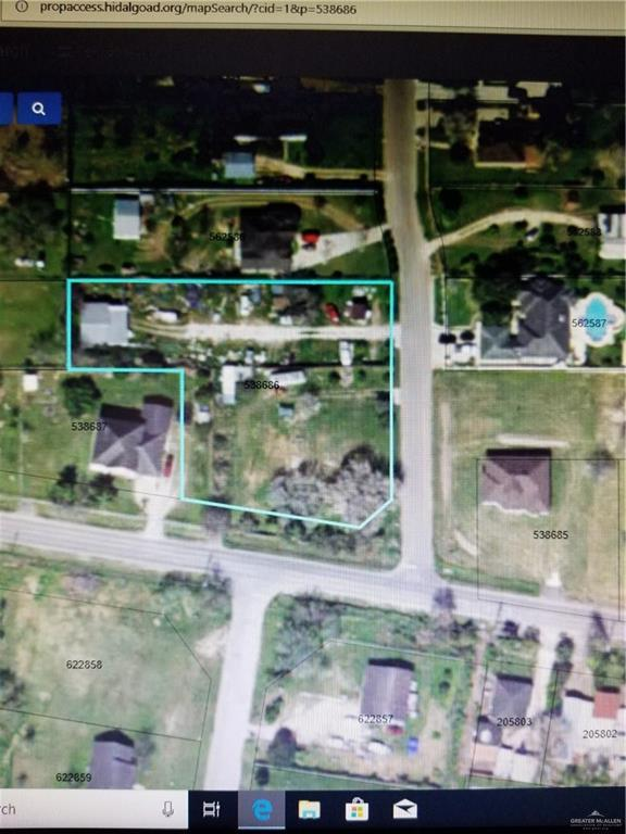 1722 Mile 10 Road N, Donna, TX 78537 (MLS #318277) :: HSRGV Group