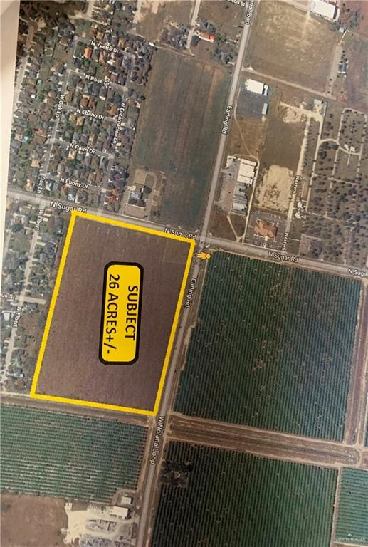 0 Nolana Loop, Pharr, TX 78577 (MLS #318584) :: Realty Executives Rio Grande Valley