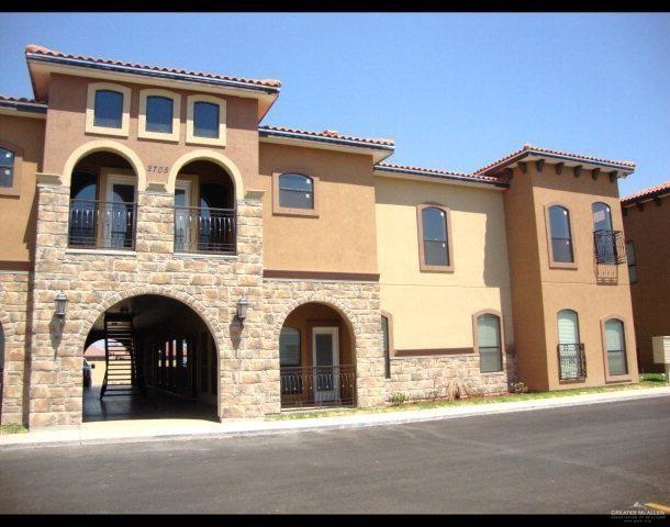 2705 Mimosa Drive Apt #10, Mission, TX 78574 (MLS #318671) :: Realty Executives Rio Grande Valley