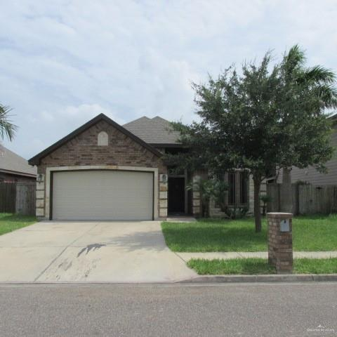 2216 Llano Mediano Lane, Edinburg, TX 78542 (MLS #318806) :: The Maggie Harris Team
